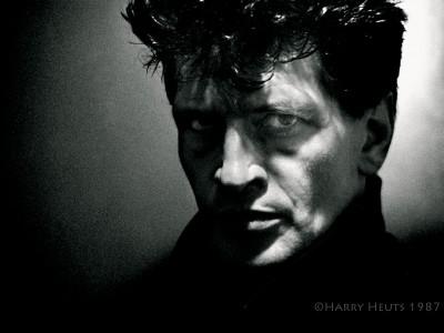 Herman Brood 1987 - JC Spuugh Vaals NL © Harry Heuts